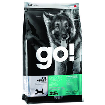 Go! Fit + Free Grain Free Adult Recipe Dry Dog Food image number 1.0