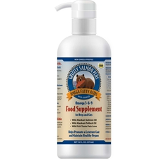 Grizzly Salmon Oil Food Supplement-product-tile
