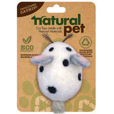 Natural Pet Wool Mouse Cat Toy-product-tile