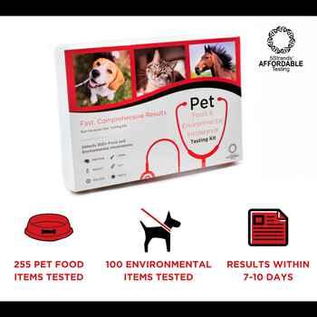 5Strands Pet Intolerance Test