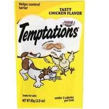 Temptations Tasty Chicken Flavor Cat Treats-product-tile