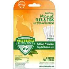 TropiClean Natural Flea & Tick Spot-On Treatment-product-tile