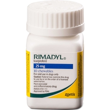 Rimadyl 25 mg Chewables 30 ct-product-tile