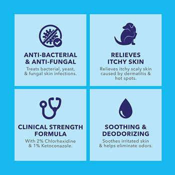 Dermabliss Anti-Bacterial & Anti-Fungal Shampoo