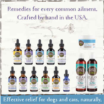 Earth Animal Aches & Discomfort Organic Herbal Remedy