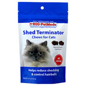 Shed Terminator Chews For Cats