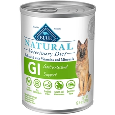 BLUE Natural Veterinary Diet GI Gastrointestinal Support Canned Dog Food-product-tile
