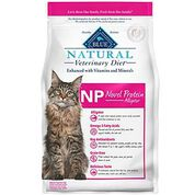 BLUE Natural Veterinary Diet NP Novel Protein-Alligator Grain-Free Dry Cat Food-product-tile