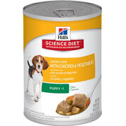 Hill's Science Diet Savory Stew Canned Puppy Food
