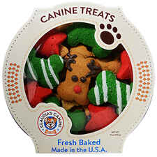 Claudia's Canine Bakery Reindeer Wonderland Canine Treats-product-tile