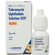 Tobramycin Ophthalmic Solution USP-product-tile
