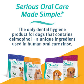 OraVet Dental Hygiene Chews X-Small 30 ct