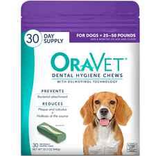 OraVet Dental Hygiene Chews Medium 30 ct-product-tile
