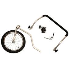 Solvit HoundAbout II Aluminum Pet Bicycle Trailer Stroller Conversion Kit-product-tile