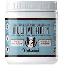 Natural Dog Company Multivitamin Supplement Chews-product-tile