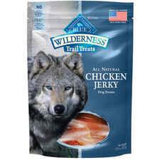 Blue Buffalo Wilderness Jerky Dog Treats-product-tile