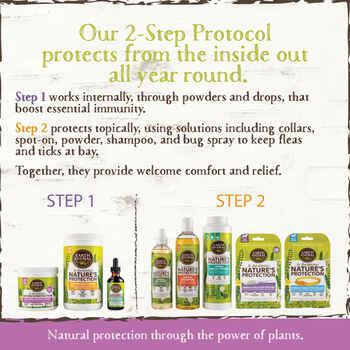 Earth Animal Nature's Protection™ Flea & Tick Daily Internal Herbal Powder