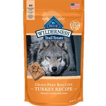 Blue Buffalo Wilderness Dog Treats image number 1.0