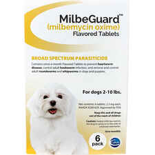 MilbeGuard - Generic to Interceptor 6 pk Small Dogs 2-10 lbs-product-tile