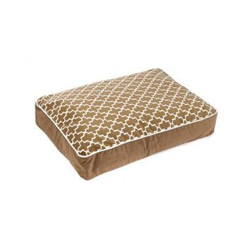 Bowsers Designer Dog Bed Extra Large Cedar Lattice product detail number 1.0