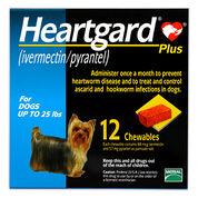 Heartgard Plus Chewables 12pk Blue 1-25 lbs-product-tile