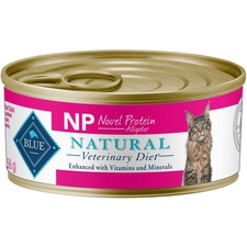 BLUE Natural Veterinary Diet NP Novel Protein-Alligator Wet Cat Food-product-tile