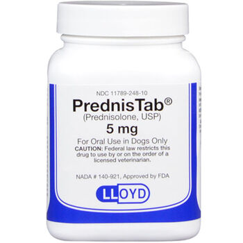 Prednisolone 5 mg (sold per tablet) product detail number 1.0