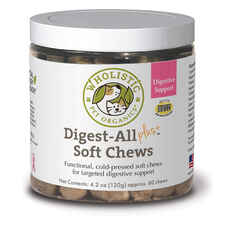 Wholistic Pet Organics Digest-All Plus Soft Chews-product-tile