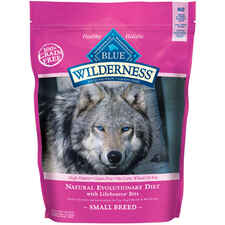 Blue Buffalo Wilderness Small Breed Dry Dog Food-product-tile