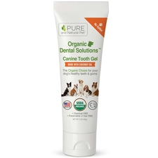 Pure and Natural Pet Organic Dental Solutions Canine Tooth Gel-product-tile
