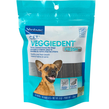 C.E.T. VeggieDent FR3SH Chews for Dogs-product-tile