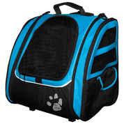 Pet Gear I-GO2 Traveler Pet Carrier - Ocean Blue