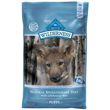 Blue Buffalo Wilderness Dry Puppy Food 24 lb product detail number 1.0