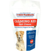 Calming Aid Soft Chews For Dogs 120 ct