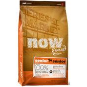 Now Fresh Grain Free Senior Recipe Dry Dog Food