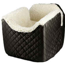 Snoozer Lookout I Pet Car Seat - Medium - Black-product-tile
