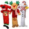 Multipet Loofa Holiday Dog Toys