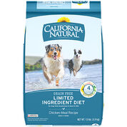 California Natural Limited Ingredient Diet Grain Free Adult Dry Dog Food