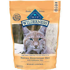 Blue Buffalo Wilderness Weight Control Dry Cat Food-product-tile