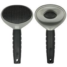 Small//Large Resco Professional Slicker Brush Set