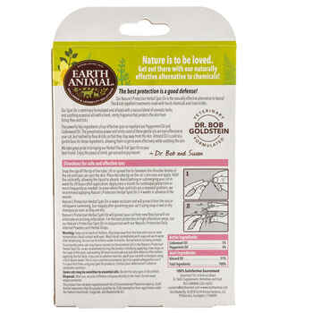 Earth Animal Nature's Protection™ Flea & Tick Herbal Spot-On for Cats