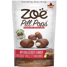 Zoe Pill Pops Grilled Beef & Ginger 3.5oz-product-tile