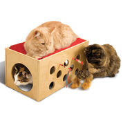 Pioneer Pet Bootsie's BunkBed & Playroom for Cats