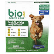 Bio Spot Active Care Flea & Tick Collar For Dogs