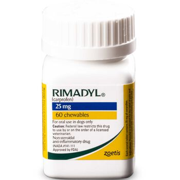 Rimadyl 25 mg Chewables 60 ct product detail number 1.0