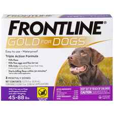 Frontline Gold 3 pk Dog Large 45-88 lbs-product-tile