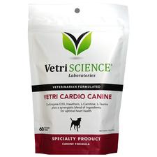 VetriScience Vetri Cardio Canine Bite Sized Chews for Dogs-product-tile