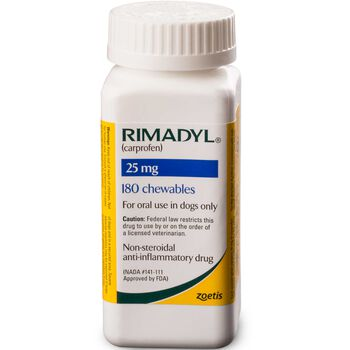 Rimadyl 25 mg Chewables 180 ct product detail number 1.0