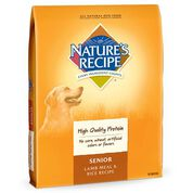 Nature's Recipe Senior Lamb Meal & Rice Dry Dog Food-product-tile