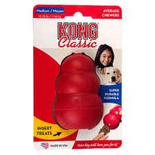 KONG Classic Dog Toy Medium-product-tile